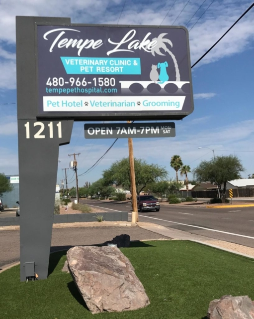 Welcome to Tempe Lake Veterinary Clinic & Pet Resort!
